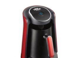 Sağ ve sol el kullanımına uygun, Taşma önleyici sistem, Ağır ateşte ideal pişirme özelliği, Yıkanabilir cezve, Sesli uyarı sistemi