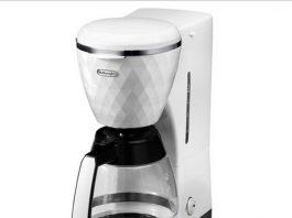 Delonghi Brillante ICMJ 210.1W Filtre Kahve Makinesi
