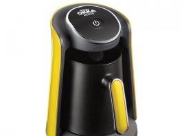 DİĞER Sağ ve sol el kullanımına uygun, Taşma önleyici sistem, Ağır ateşte ideal pişirme özelliği, Yıkanabilir cezve, Sesli uyarı sistemi