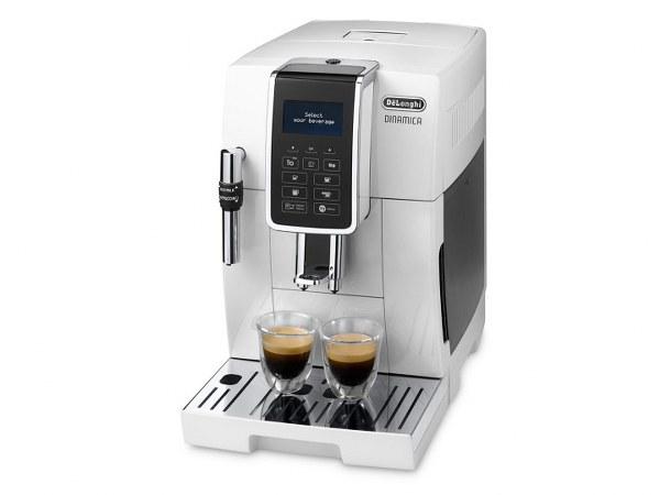 Geleneksel içecekler yalnızca bir düğme uzağınızda: Orijinal olarak hazırlanmış Long ve Doppio shotlarıyla Espresso ve Kahve Keyfi