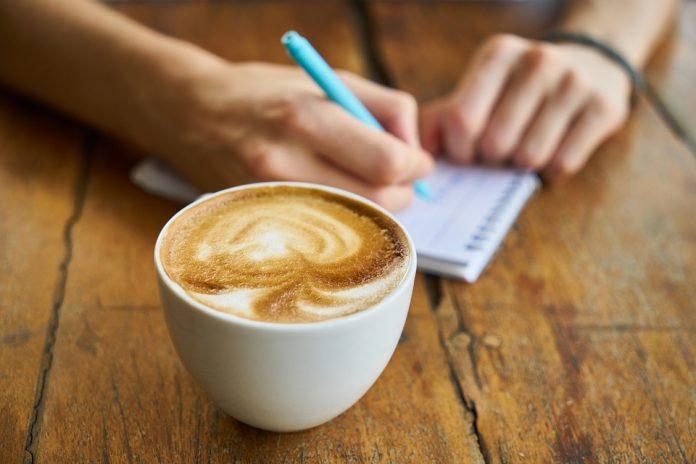 Kahvenin zararları konulu haber.